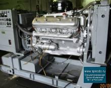 Электростанция (дизель-генератор) АД-100-Т/400