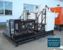 Оборудование для разогрева термопластика «Вулкан 400»