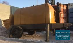Продается бетононасос HBTS – 80
