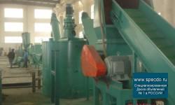 Продается линия по переработке ПЭТ-отходов