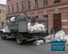 Вывоз мусора из гаража в Нижнем Новгороде