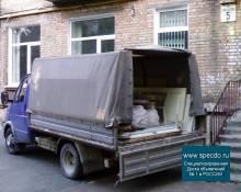 Заказать вывоз старой мебели и мусора в Нижнем Новгороде