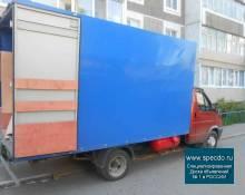 Заказать газель с грузчиками для переезда в Нижнем Новгороде