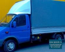 Заказать газель для вывоза мусора в Нижнем Новгороде