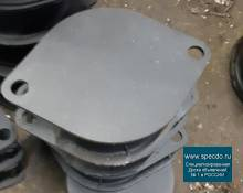 Амортизатор УН-021-0,30 (VPM-1200) на дорожную технику