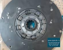 Муфта упругая ДУ-63-1.124.210 на дорожный каток