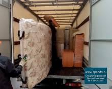 Газель для перевозки мебели на дачу в Нижнем Новгороде