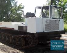 Трактор трелевочный ТСН-4 (ТТ4, ТТ4М) запчасти