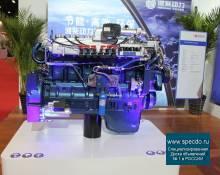 Двигатель газовый Weichai WP12NG380E40 на тягач Shacman, Shaanxi, МАЗ, КамАЗ, Урал, ГАЗ, Dayun Truck