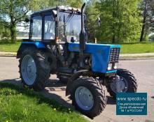 Сдается в аренду Трактор МТЗ 82.1.
